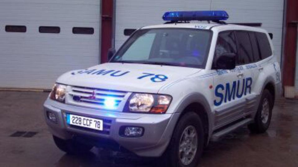 La victime a reçu les premiers soins par le SAMU (Illustration)