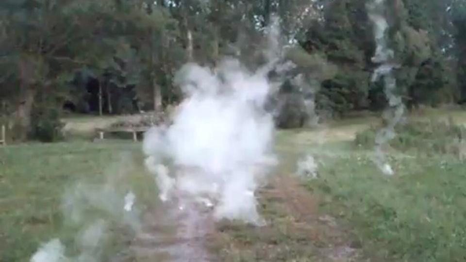 Fécamp : en garde à vue pour avoir fait exploser deux engins incendiaires