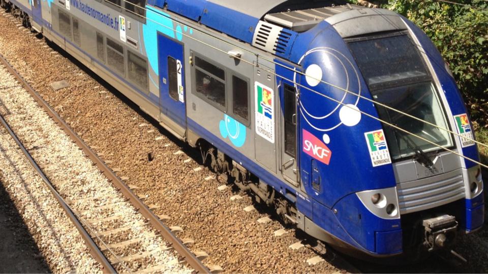 L'incident a provoqué des retards sur les trains desservant la Normandie (Illustration)