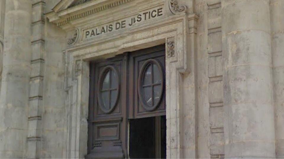 Condamné à une peine de prison ferme, l'homme a tenté de quitter le palais de justice pour ne pas aller en prison (illustration)
