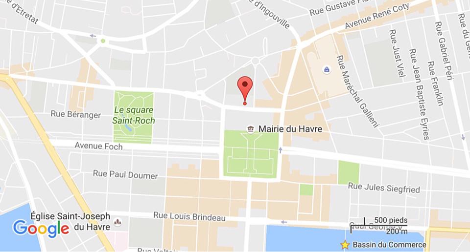 Agression à l'hôtel des impôts du Havre : elle crache sur une employée et en frappe une autre