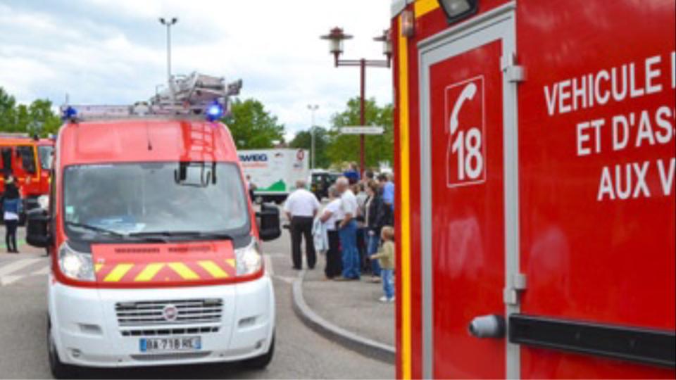 Dans les deux cas, les pompiers ont dû procéder à la désincarcération d'un blessé grave (Illustration)