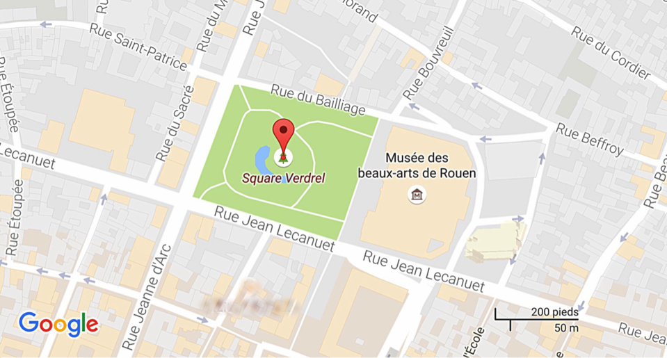 Rouen : la valise suspecte d'une touriste japonaise met la police en ébullition