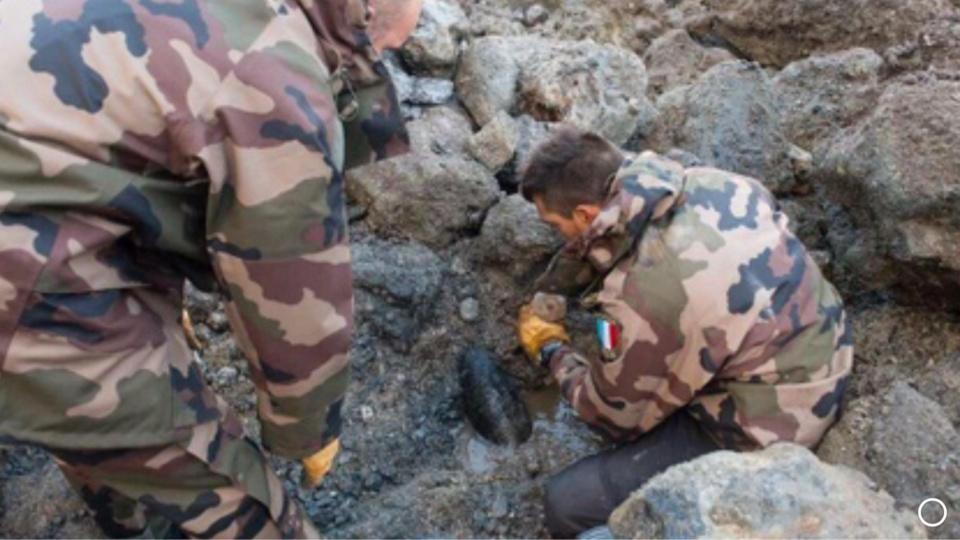 25 engins explosifs détruits par les plongeurs-démineurs sur la façade maritime de la Manche