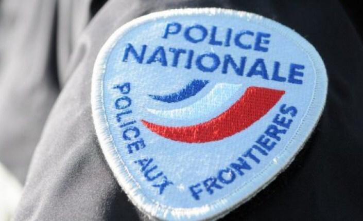 Les clandestins ont été remis à la police aux frontieres de Rouen (illustration)