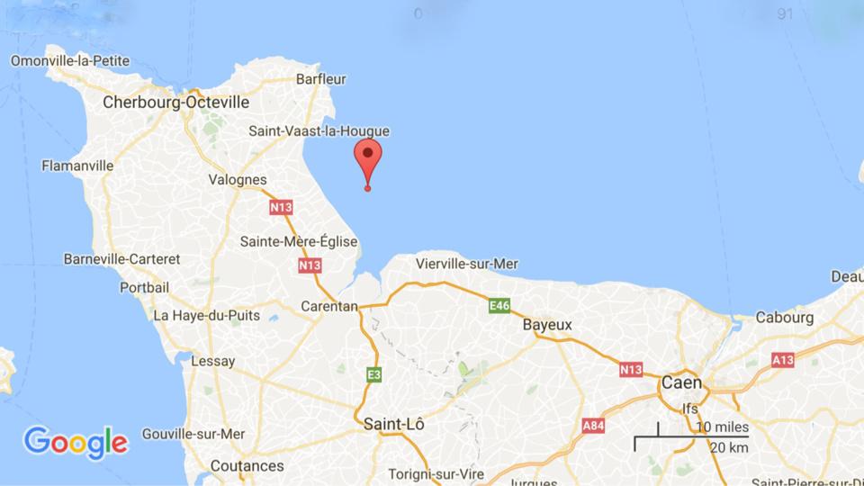 Normandie. Le plaisancier active son signal de détresse ...et déclenche les secours maritimes