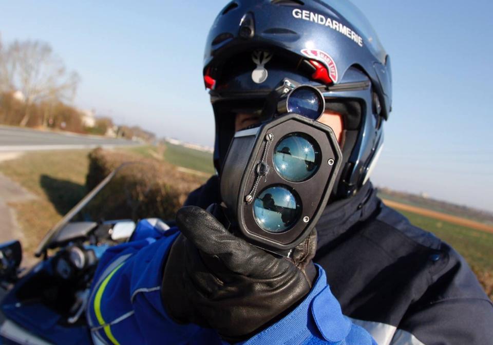 A 213 km/h au guidon d'une moto sur une route départementale du Calvados
