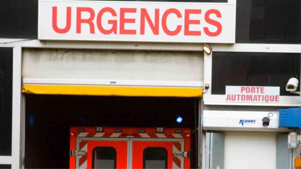 La victime a été hospitalisée en réanimation au CHU de Rouen (illustration)