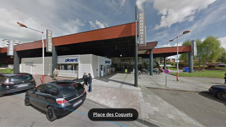 Mont-Saint-Aignan : odeurs suspectes dans la galerie commerciale des Coquets