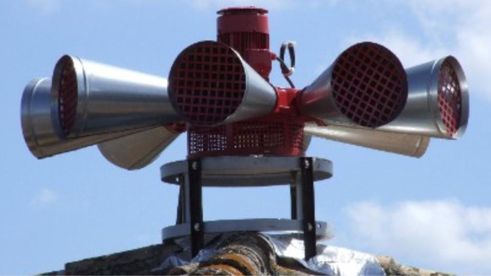 Tests des sirènes d'alerte mercredi 12 octobre dans trois communes de Seine-Maritime