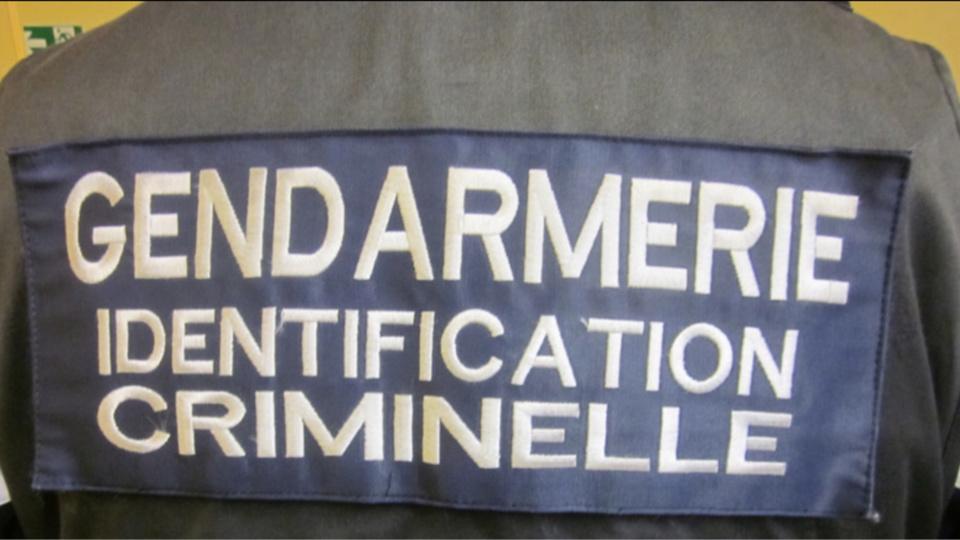 Les techniciens en identification criminelle avaient retrouvé sur les lieux du cambriolage une empreinte génétique (Illustration)