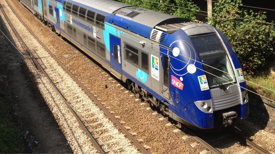 Yvelines : un train de voyageurs victime de tirs de chevrotines entre les Mureaux et Épône