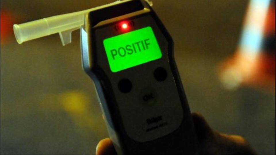 Rouen : contrôlée après un accident, elle conduisait avec 1,96 d'alcool dans le sang