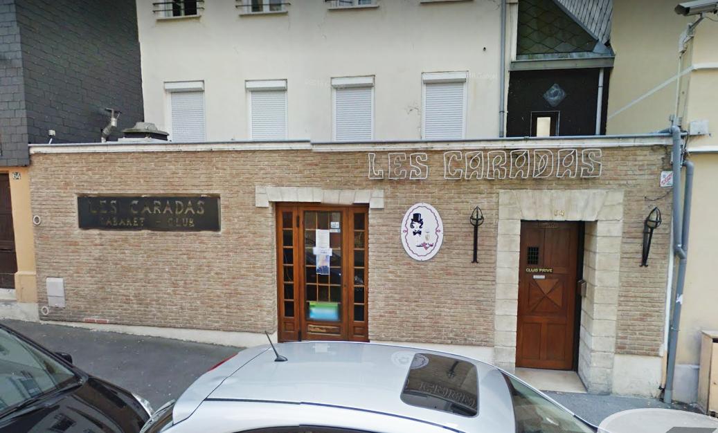 La victime se serait arrêtée dans le cabaret-club de la rue de Fontenelle pour boire un verre à la sortie de son travail (Illustration@Google Maps)