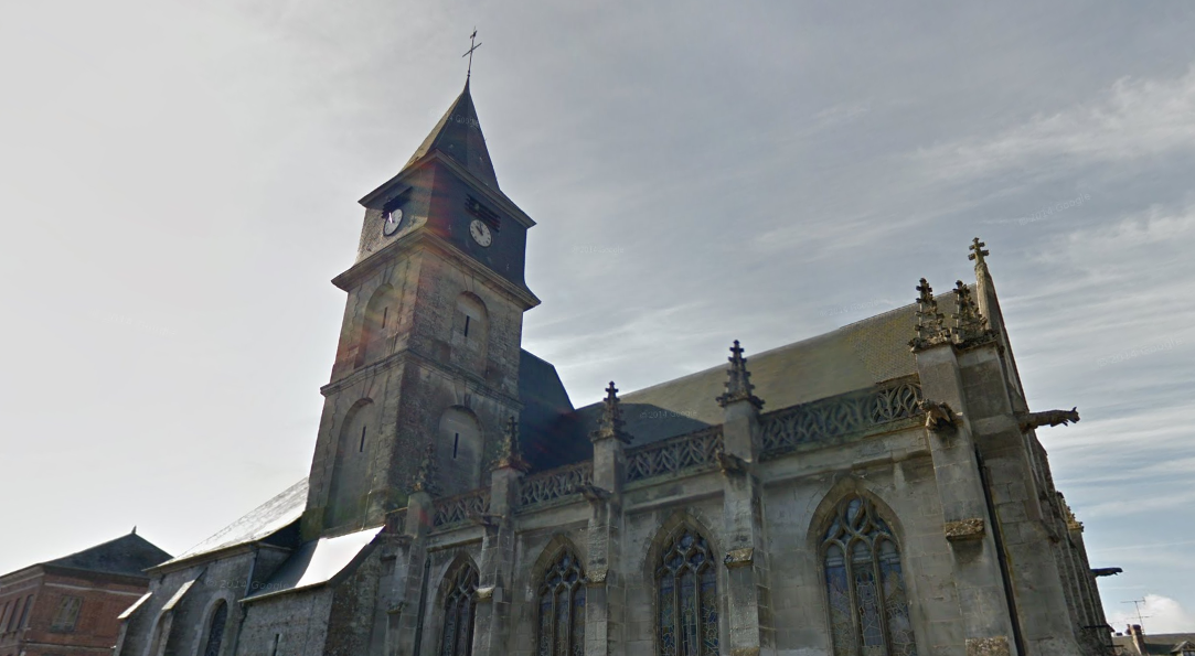 Pourquoi cette mère de famille a-t-elle tenté de se suicider dans une église, au pied de l'autel ? (Illustration@Google Maps)