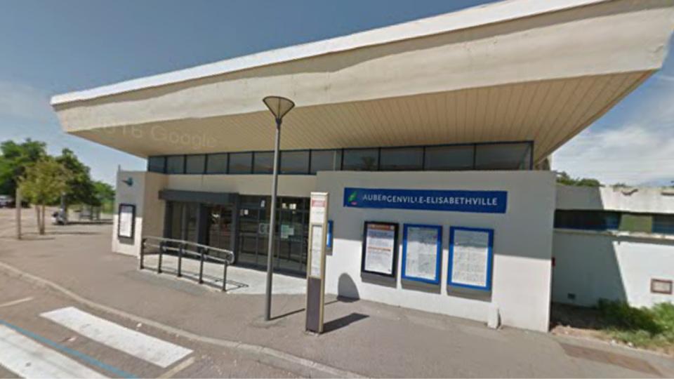 La victime a été retrouvée rue Léo Ferré, près de la gare (illustration)