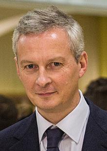 Bruno Le Maire votera François Fillon dimanche prochain, en cas de second tour