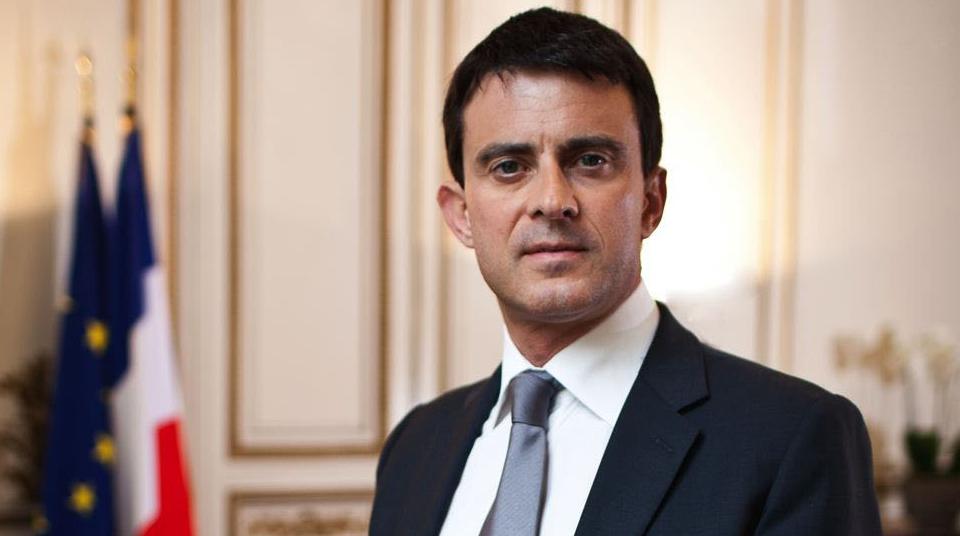Manuel Valls passera l'après-midi de vendredi à Rouen (Illustration©Gouvernement)