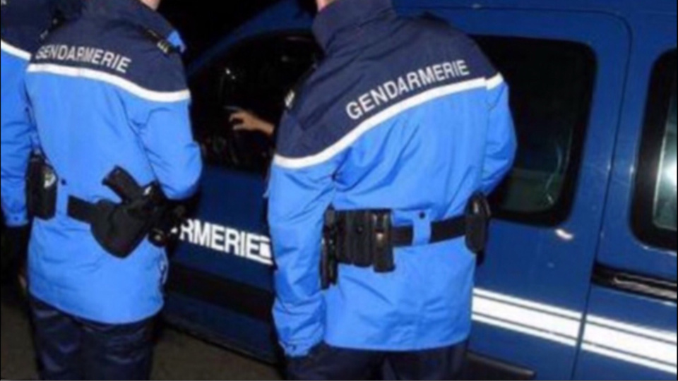 La gendarmerie appelle les habitants à redoubler de vigilance et les appelle à ne pas hésiter à composer le 17 en cas de doute (Illustration)