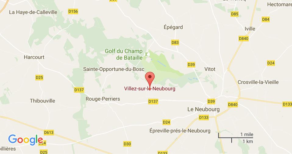 Accident mortel de Villez-sur-le-Neubourg (Eure) : les enquêteurs lancent un appel à témoin