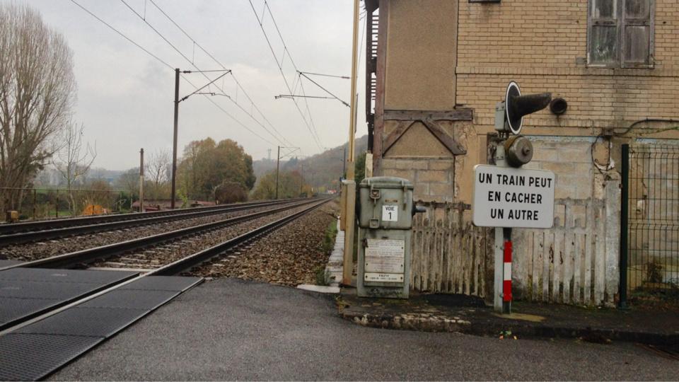 Perturbateurs sur les voies, aiguillage défaillant... Trains ralentis entre Mantes et Poissy
