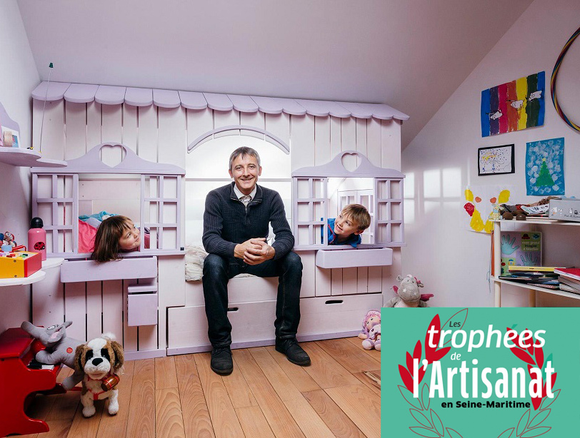 """""""Abra ma cabane"""" est récompensé pour son engagement dans une fabrication artisanale française, écologique et respectueuse de la santé"""