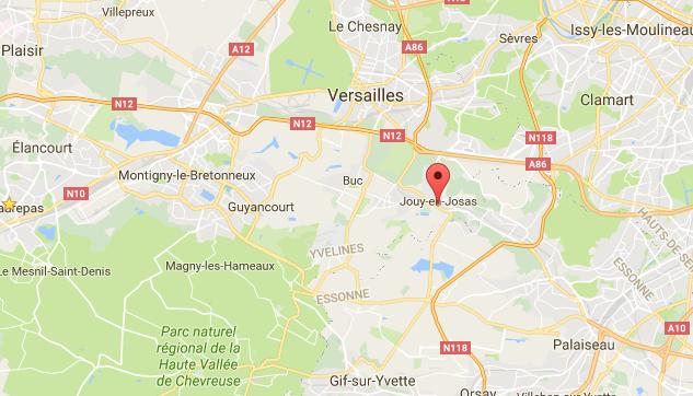 Jouy-en-Josas : fuite d'eau et affaissement de chaussée, deux habitations évacuées