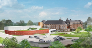 Mont-Saint-Aignan : J-45 pour l'ouverture du nouveau plateau technique de l'hôpital du Belvédère