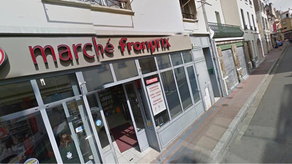 Saint-Germain-en-Laye : la caissière et le gérant de Franprix attaqués par deux malfaiteurs hier soir
