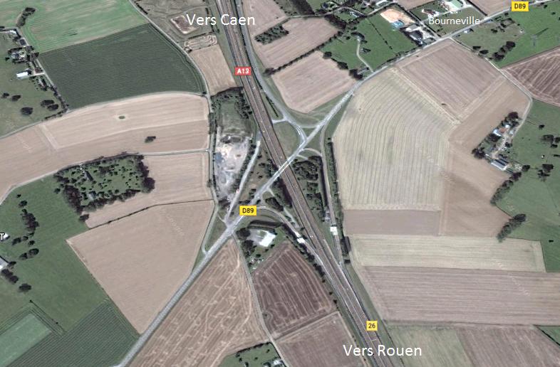 Capture d'écran ©Google Maps