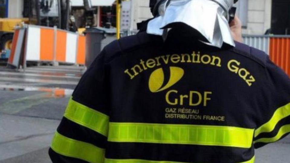 Les techniciens de GrDF sont intervenus aux côtés des sapeurs-pompiers (Illustration)