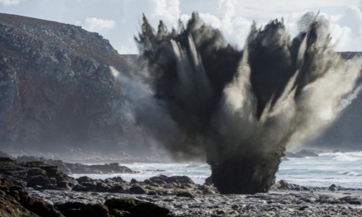 52 engins explosifs ont été neutralisés en moins de trois semaines par les pe groupe des plongeurs-démineurs de la Marine nationale (Photo ©Marine)