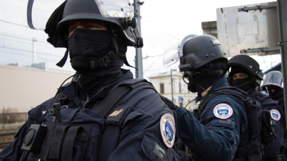 Le suspect recherché a été interpellé jeudi près de domicile à Houilles, dans les Yvelines, par le groupe d'intervention de la gendarmerie (illustration : Défense)