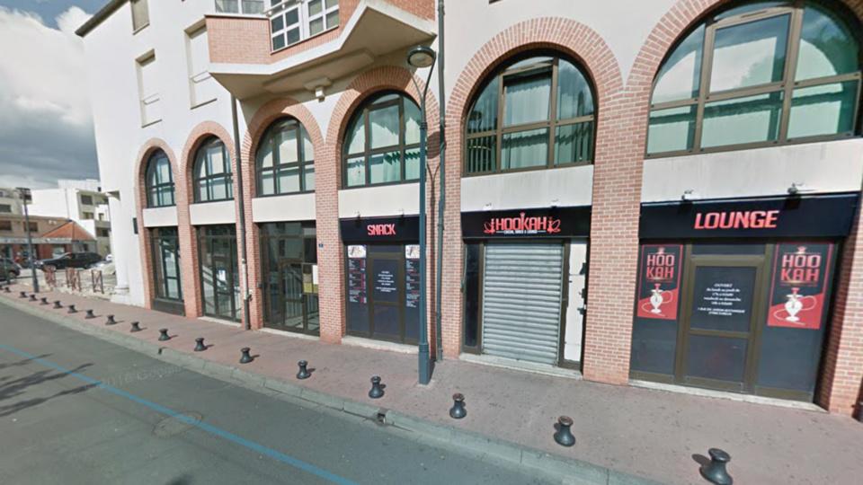 Le bar à chicha a fait l'objet d'une série de contraventions et d'une procédure pour travail dissimulé (illustration@Google Maps)