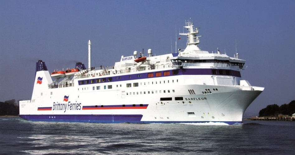 Le navire à passagers Le Barfleur (Photo©DR)