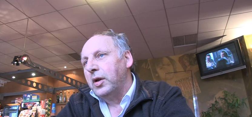 Roger Knobelspiess en 2013 lors d'un entretien avec ©Michael Blum (Capture d'écran Youbube)