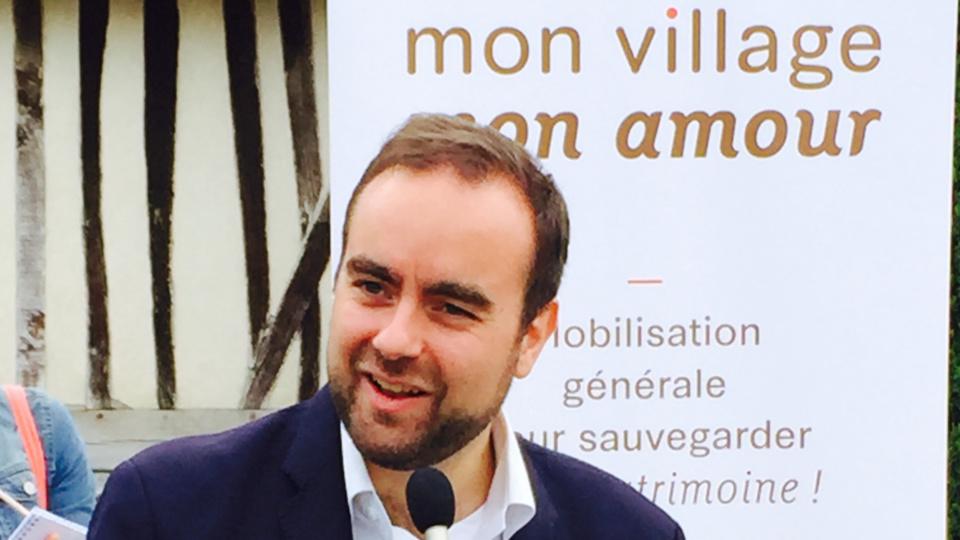 Sébastien Lecornu, proche de Bruno Le Maire, se retire lui aussi de la campagne de François Fillion (Photo©Département de l'Eure)