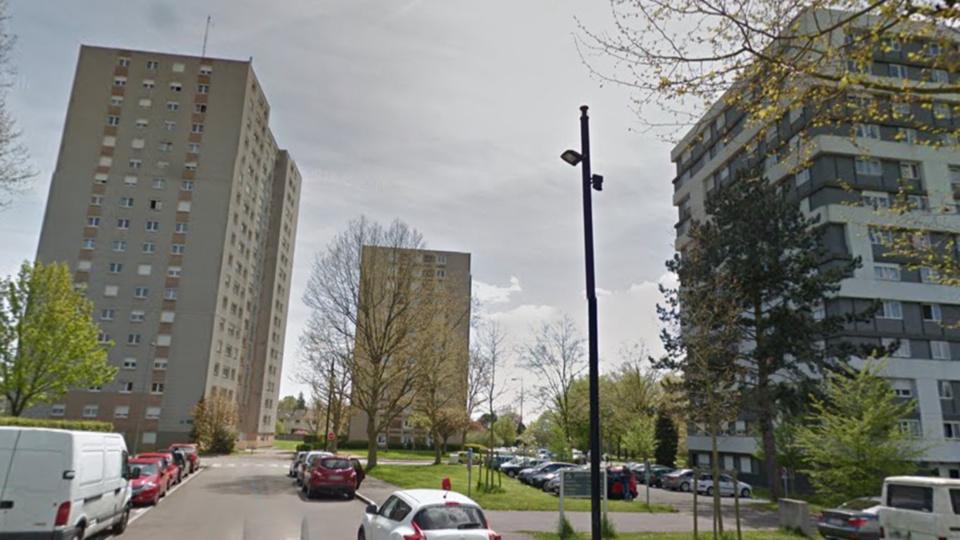 Rouen : une femme décède après une chute du 12ème étage à la Grand-Mare