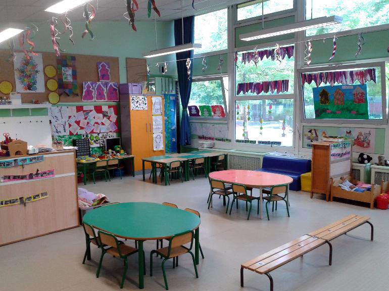 Selon les parents d'élèves, « si la fermeture de classe est avérée, l'école maternelle comptera à minima 34 élèves par classe, ce qui est incompatible avec des bonnes conditions de scolarisation » (Illustration)