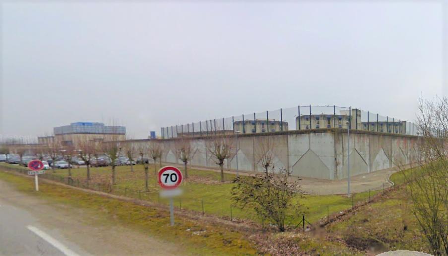 Le centre de détention des Vignettes à Val-de-Reuil est le plus important d'Europe