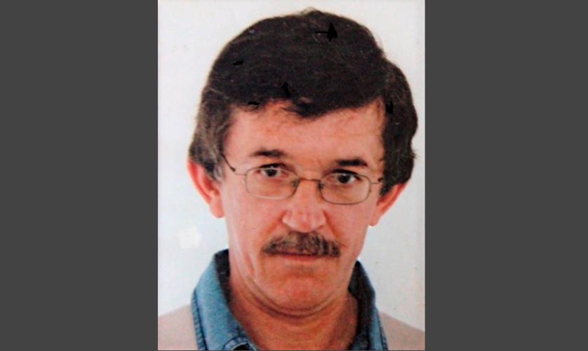 La photo de Gérard Martin avait été publiée par la gendarmerie dans le cadre d'une disparition inquiétante (Photo © Gendarmerie)