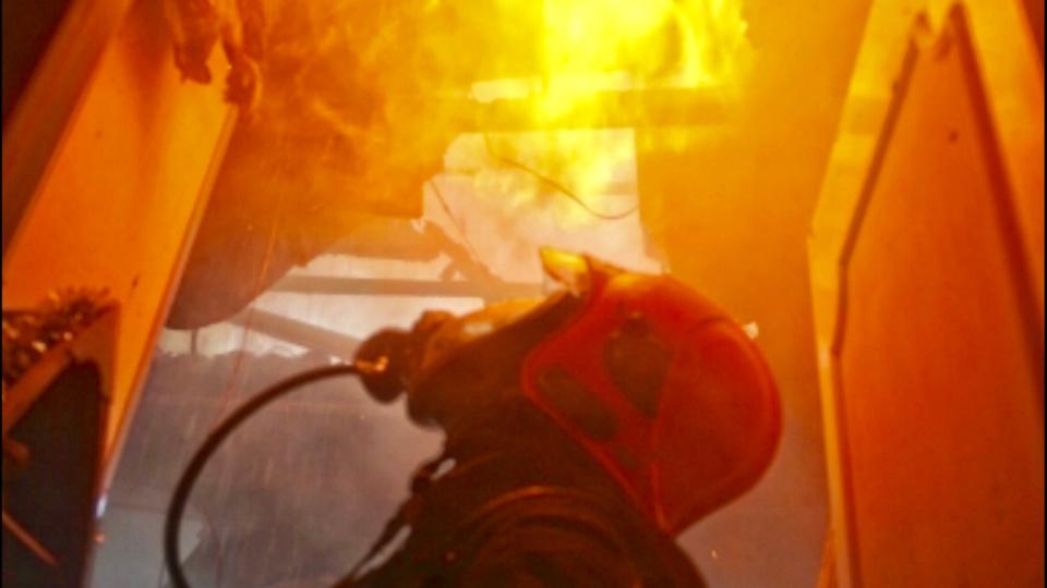 De gros moyens ont été engagés par les sapeurs-pompiers (Illustration)