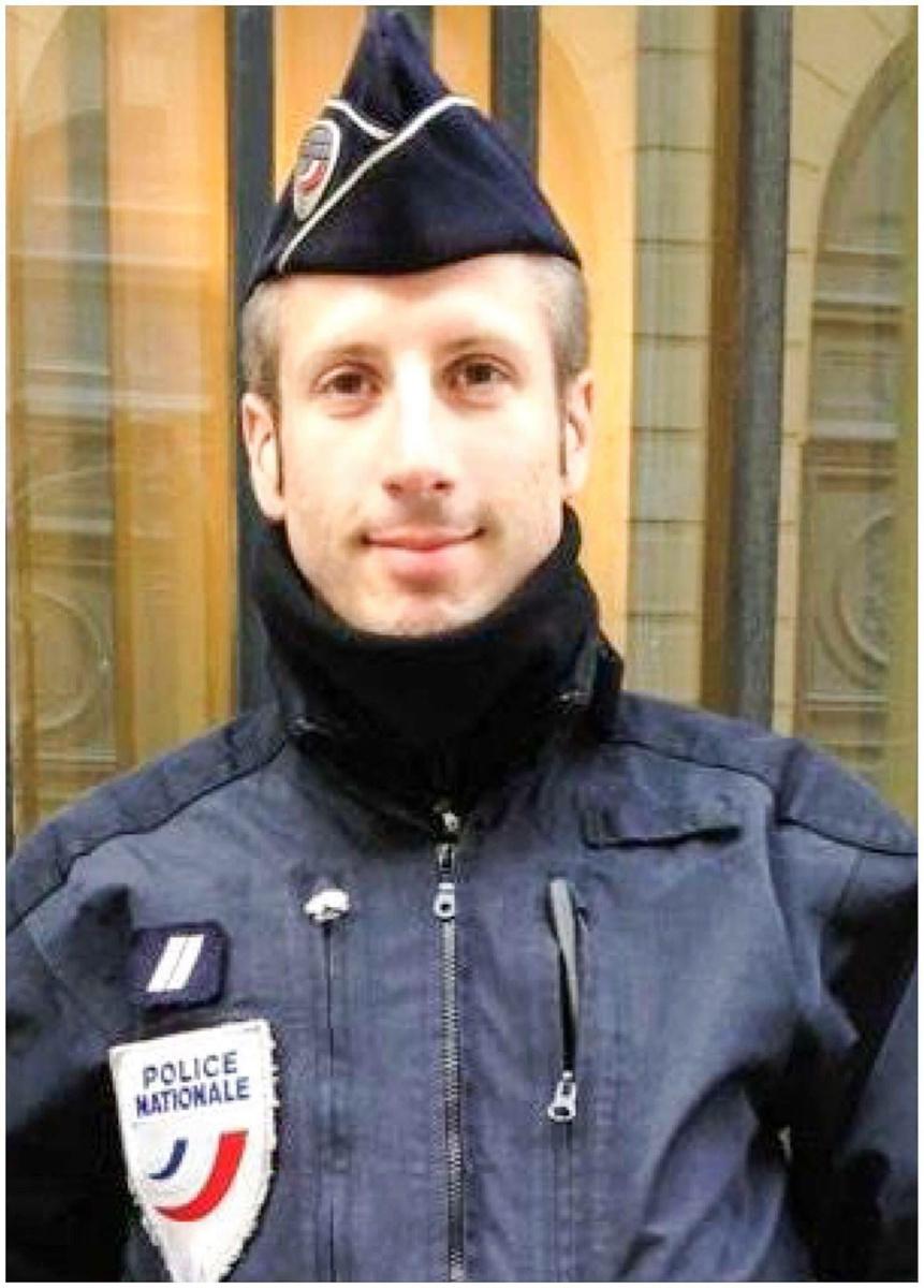 Xavier Jugelé était âgé de 37 ans