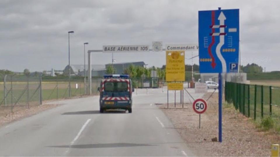 L'homme fiché S arrêté ce matin voulait-il commettre un attentat sur la base aérienne d'Evreux ?