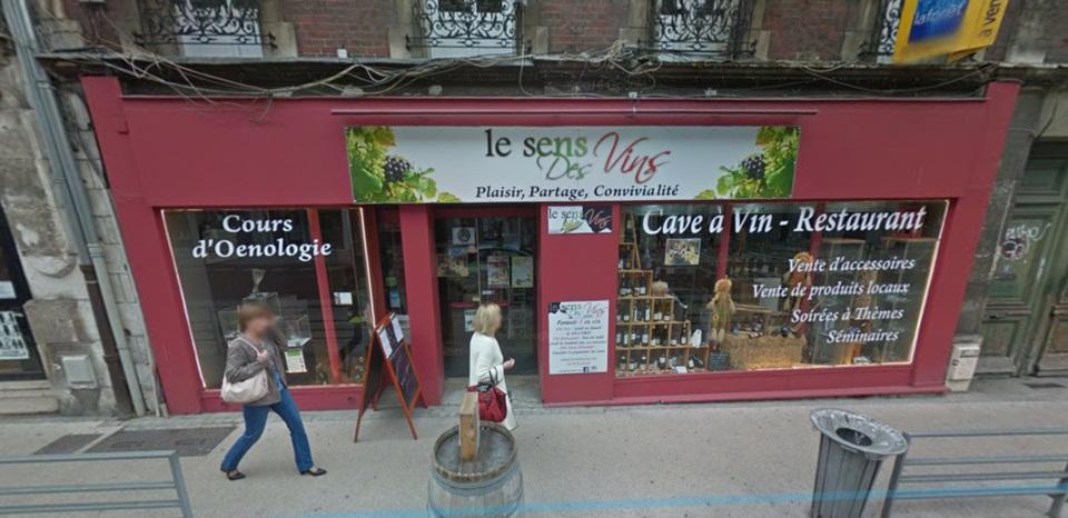Pascal Darmon a été tué dans son restaurant - cave à vin rue Alsace Lorraine (Illustration © Google Maps)
