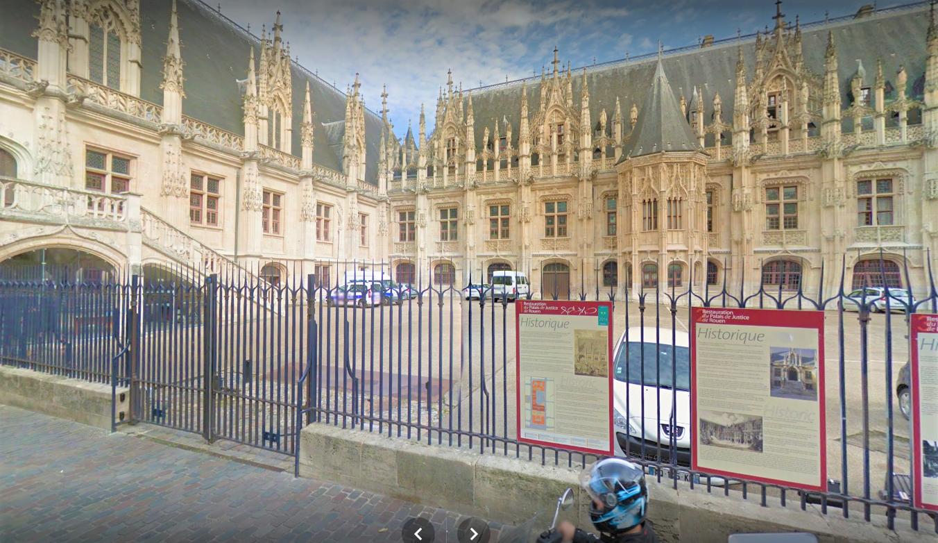 Le palais de justice a été évacué durant une trentaine de minutes