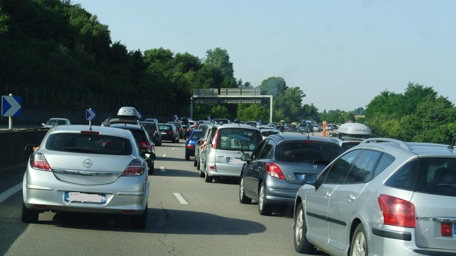 Le trafic est encore très compliqué ce vendredi matin sur l'A13 en direction de la Normandie (Illustration © infoNormandie)