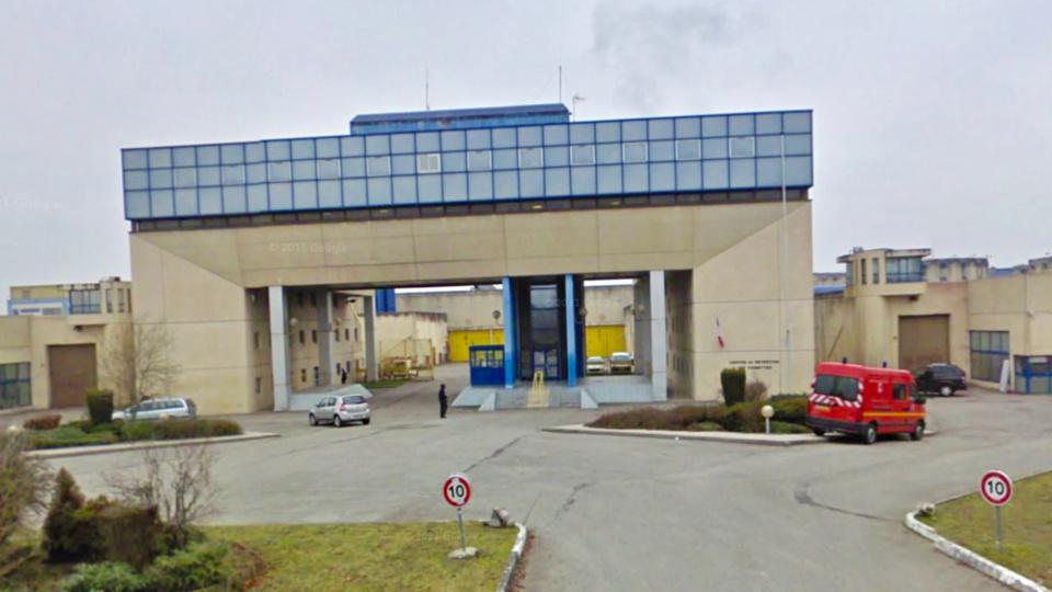 Le centre de détention de Val-de-Reuil (illustration)