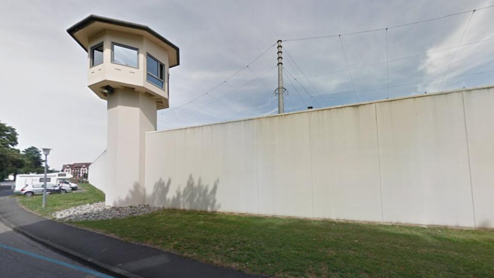 La maison centrale d'Ensisheim ( illustration)