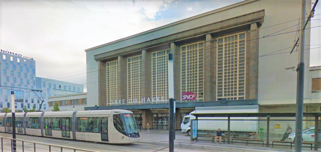 Arbre couché, feu de caténaire, panne de train ... Mardi noir pour les usagers entre Le Havre et Paris